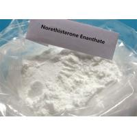 China 99% Assay Bodybuilding Anabolic Steroids Norethisterone Enanthate CAS 3836-23-5 wholesale