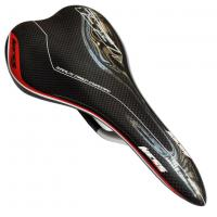 Italy NESS Full Carbon Fiber Road Racing/MTB Bike Saddle 3K Black