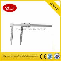 Buy cheap ST181 Long jaw vernier calipers,level measurement instruments,stainless steel caliper from wholesalers