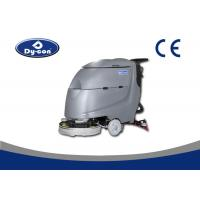 China Solution Level Checking Hose Compact Floor Scrubber Machine , Electric Floor Scrubbers wholesale