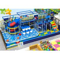 China Kids Favorite Indoor Soft Play Area Children Commercial Ball Pit Pool Indoor Playground wholesale