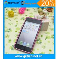 China TPU Protective iPhone 5 Soft Case Cover Light Weight / Flip Case on sale