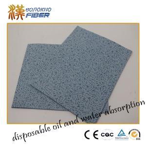 Buy cheap Устранимая прочность на растяжение продуктов ткани Спуньласе полотенец чистки не сплетенная высокая from wholesalers