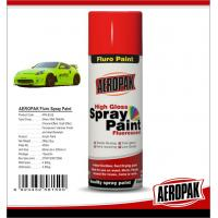 China AEROPAK colorful spray paint for wood, metals, plastic spray painting wholesale