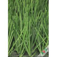 China Abrasion Resistant Europe Soccer Artificial Grass / Soccer Synthetic Turf wholesale