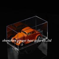 China Custom display cases for displaying cars on sale