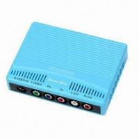 China Full HD Converter, Supports VGA Input/Output and PIP Function on sale