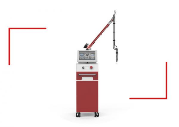 Quality Carbon peel laser Pigments tattoo removal machine Q switched Nd yag laser machine spa/salon/clinic use for sale