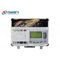 China On - Load Transformer Testing Equipment , Voltage Regulation Tapping Switch Tester wholesale