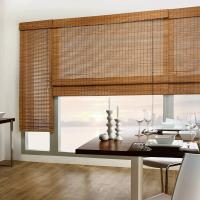 2.4 Meters Max Width Bamboo Sun Shade Roller Blinds