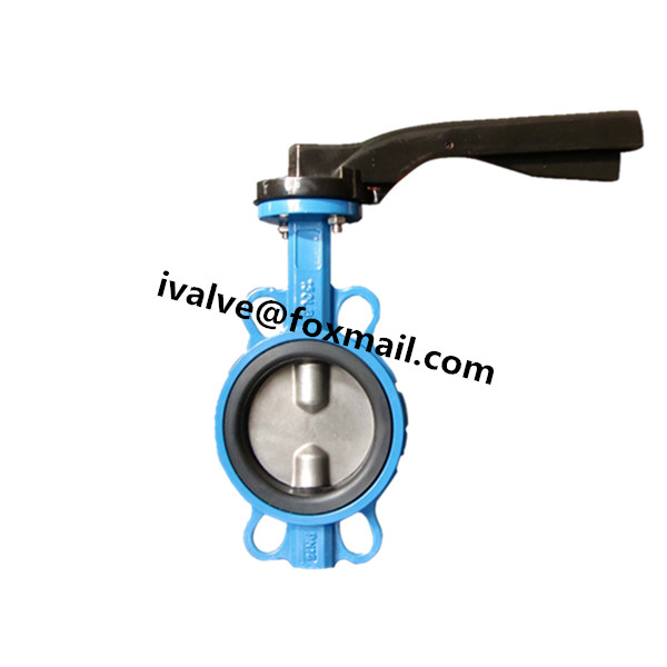Quality Cast Iron Centric Butterfly Valve (Concentric Butterfly Valve) for sale