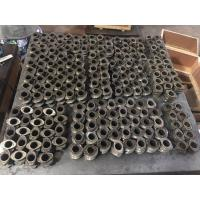 China Steel Injection Molding Screws And Barrels / Screw Extrusion Machine Parts wholesale