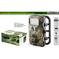 China Action Game Digital Scouting Camera With IR Sensor , digital trail camera on sale
