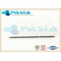 China Surface Anodized Honeycomb Roof Panels For Floating Roof Tank Acid Resistance wholesale