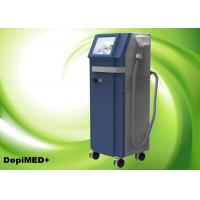 China 808nm Diode Laser Hair Removal Machine , Laser Medical Equipment for Woman / Men wholesale