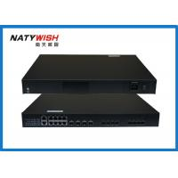 China 216Gbps Switching Capacity EPON OLT , High Reliability Black GEPON OLT wholesale