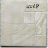 China Decorative 400 X 400 White Tiles  For Bathroom Shower Non Slip Ceramic wholesale