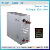 Buy cheap Coasts steam generator 3kw 220v from wholesalers