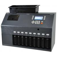 China Kobotech LINCE-90C 9 Channels Value Coin Sorter Counter counting sorting machine(ECB 100%) wholesale