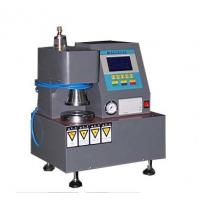China Leather Testing Equipment Display Electronic Bursting Tester With Pressure Converter on sale