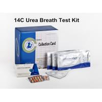 China Non invasive H . Pylori Detection C14 Urea Breath Test / Diagnostic Reagent on sale