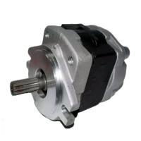 China Shimadzu SGP Gear Type Oil Pump Aluminum Material With Excellent Durability wholesale