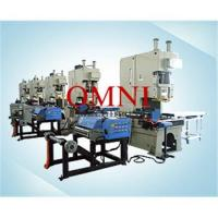 China aluminum foil container making machine on sale