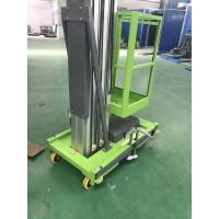 China self mobile hydraulic aluminum lift table on sale