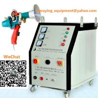 China best-selling pull/push style arc spray machine for metal alloy wire repairing coating paint on sale