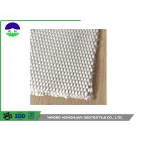 China 6m Width Geotextile Silt Filter Cloth Anti - Acid Low Elongation For Sea Embankment wholesale