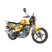 125cc 150cc 200cc Gas Powered Motorcycle , Full Gas Motorcycles4 Stroke CG Engine