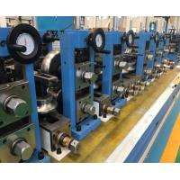 China CE Round 5mm ERW Pipe Machine Processing Line on sale