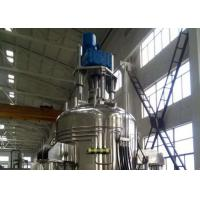 China Automatic Agitated Nutsche Filter Dryer / Filtering / Washing / Drying Machine wholesale