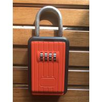 China Outdoor Car Combination Portable Key Lock Box Digit Dialing Type wholesale