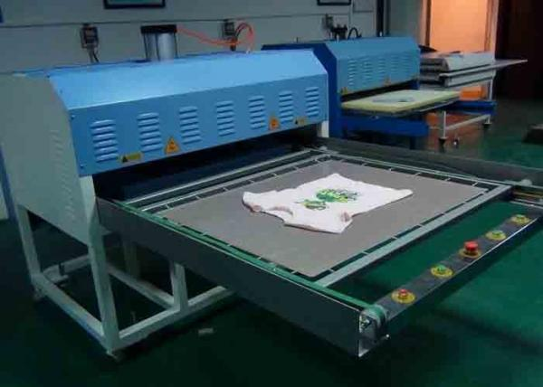 Used printing equipment images for Commercial shirt printing machine