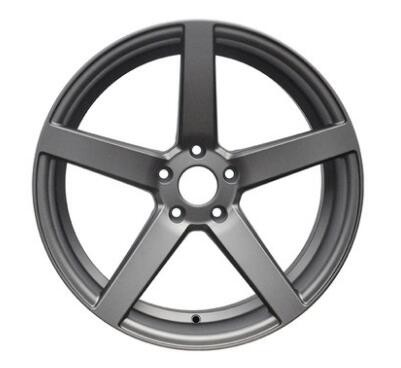 Quality 20x9/10.5 Staggered Wheels Gravity Casting Aluminum Rims Light Weight Concave Design Hyper Silver for Benz and Porsche for sale