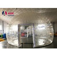 China Stargaze Outdoor Single Tunnel Dome Inflatable Event Tent House For Display wholesale