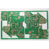 China Double Sided PCB FR4 Green Immersion Tin Custom Multilayer Printed Circuit PCB Board on sale