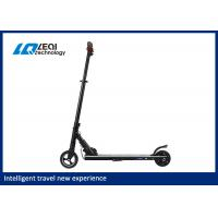 China Super Shaking Absorb Electric Folding Scooter , Foldable Motorized Scooter wholesale