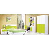 Buy cheap MDF high gloss children furniture children bedroom set from wholesalers