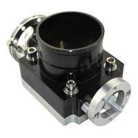 China UNIVERSAL HIGH FLOW INTAKE 80MM THROTTLE BODY on sale