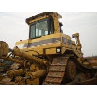 China D9N Old Caterpillar Bulldozer 89L Hydraulic Fluid Capacity 610mm Shoe Size on sale