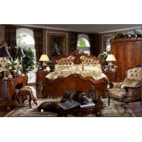 hand carved luxury bed room,royal classic bedroom furniture