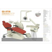China Dental Chairs Equipment with Sanitary cushion and backrest GD-DT06 wholesale