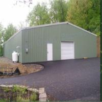 Industrial Steel Building with ISO (L-S-070) Industrial Steel Structure building
