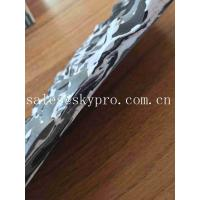 China Custom Colorful Shoe Sole Rubber Sheet Camouflage Size Closed Cell For Slipper wholesale