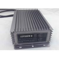 China High Efficiency Waterproof LED Power Supply , 24 V 8.3A 200W Waterproof LED Driver wholesale