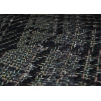 Buy cheap Latest Design Tweed Wool Fabric Breathable Tweed Upholstery Fabric For Scarf 57 from wholesalers