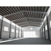 H-section Industrial Steel Buildings Design And Fabrication Q235, Q345