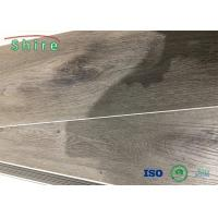 China Waterproof PVC Laminate Flooring Vinyl Plastic Stone Oak Laminate Flooring on sale